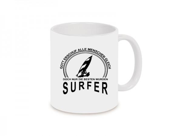 Surfer Becher